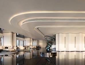 众睦设计丨厦门建发·缦云:当代设计,升级理想湾区生活