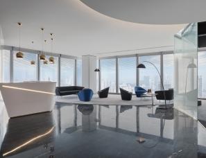 YuQiang&Partners | 太子广场招商展示中心1500㎡