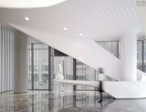WTD威尔森设计--保利·成都国际广场项目招商中心