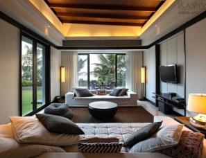 SCDA设计--印尼巴厘岛苏里阿丽拉别墅酒店