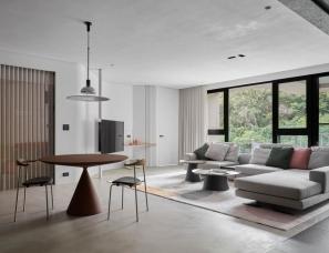 谧空间设计 | 住进悠然的家,在山海之间