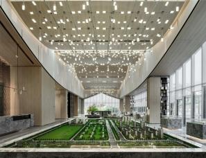 尚石设计--合肥北城正荣府销售中心