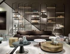 意大利家具品牌Baxter 格调十足的艺术产品