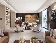 SNP尚诺柏纳设计--北京保利首开·天誉别墅