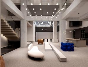 孟也设计--厦门恒禾七尚1100m²别墅设计方案