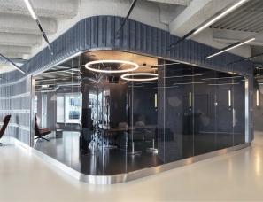 Visual Display--汽车销售公司Autostar联合办公研究室