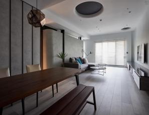 筑乐居设计--灰色是最温暖的颜色