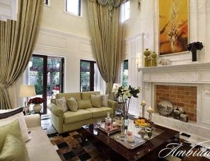 香港黄志达RWD设计---深圳曦城独栋别墅IV样板房