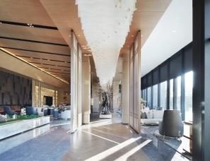 尚诺柏纳设计--首开保利·熙悦林语销售中心