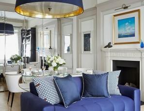 Taylor Howes设计--伦敦优雅住宅