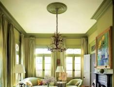 【色彩家】有韵律的客厅狂想曲—走进橄榄绿
