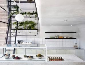 Stella--布里斯班现代摩尔风格咖啡馆55㎡
