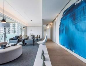 郑炳坤设计--九龙塘毕架山一号住宅