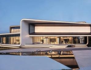 KLID达观国际设计--江苏常州龙信臻园售楼处