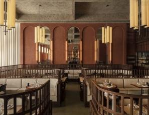 John Whelan--伦敦高级餐厅Maison Francois Mrasserie