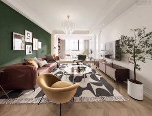 舟山合木设计 | 沙发上的白日梦 南山郡128㎡
