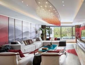 广州杜文彪装饰设计--北京万科如园样板间