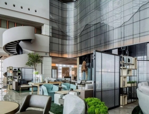 CCD设计--深圳Marriott中洲万豪酒店
