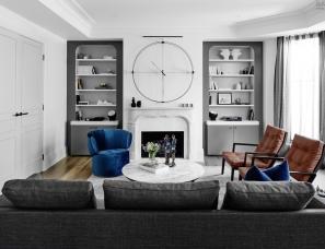 Griffiths design studio--Toorak Apartment 2