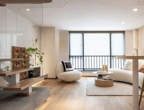 柏舍设计--雅居乐 · 福州山海郡公寓户型示范单位