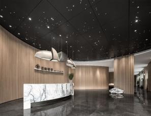 丹健设计+元禾大千--招商云邸销售中心+云端会所