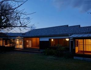 每晚营业额一万八的日本镰仓民宿