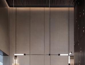 壹舍设计--招商虹桥公馆二期售楼处