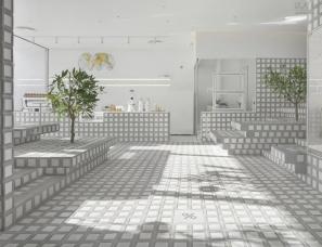 Studio Precht--% Arabica咖啡曼谷尚泰世界中心店