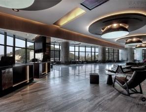 DIA丹健国际设计--深圳百仕达乐酒店
