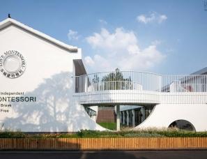 安道设计--义乌蒙特梭利早教中心