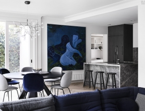 Griffiths design studio--Toorak House 2