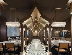 九形设计--泰珍荟Siam Memory餐厅