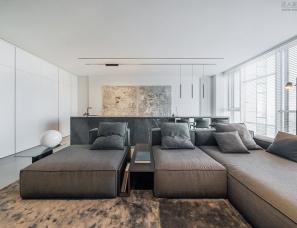YODEZEEN Architects--Architect's apartment