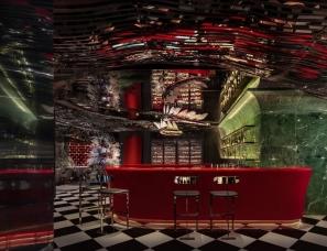 GID国际设计--外滩九储堂餐厅