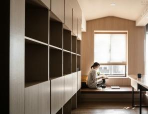 放开建筑设计--简约木质的家