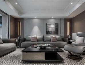 合理规划空间的现代简约之家,充满着对生活的仪式感!