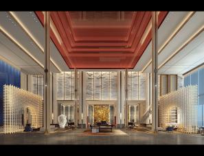 YANG设计--泉州洲际酒店设计方案