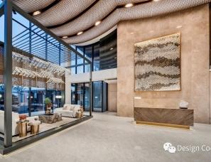 达观国际凌子达设计--上海新城上坤樾山半岛会所