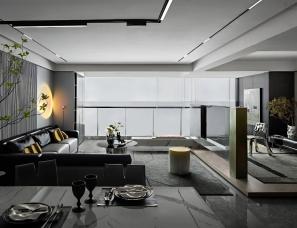 澳锘建筑设计+璞辉设计--合肥万科未来之光项目洋房样板间