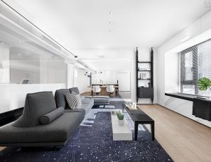 李友友室内设计--广州云山诗意画舫居200㎡私宅
