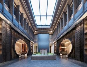 盘石设计--仙游建发玺院营销中心
