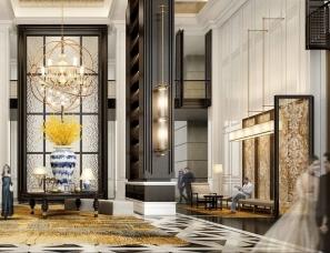 CCD郑中设计--苏宁钟山国际高尔夫酒店