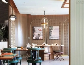 SLD梁志天设计--SIXA 六小馆餐厅