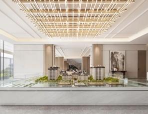 飞视设计--新城盐城金越府展示中心