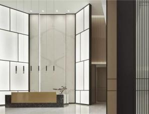 于强室内设计师事务所 --哈尔滨融创城销售中心