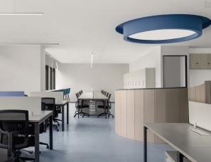 李岩:兰青-构筑办公空间严肃与轻松的双重属性丨智恒设计