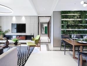C&C壹挚设计--自然的室内住宅