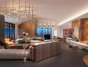 非设计品牌分享——扉缦酒店设计