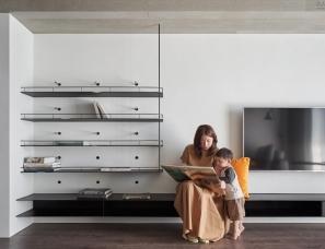 台中慕森设计--品质亲子宅
