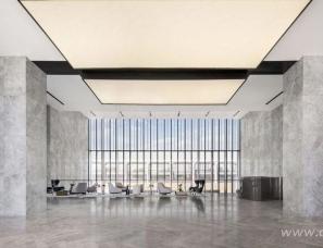 SCDA设计+邸韵空间设计--天津中海天空之镜售楼处